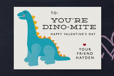 Dinosaur-Valentine-Card