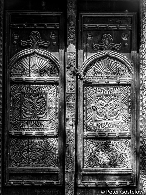 Oman door