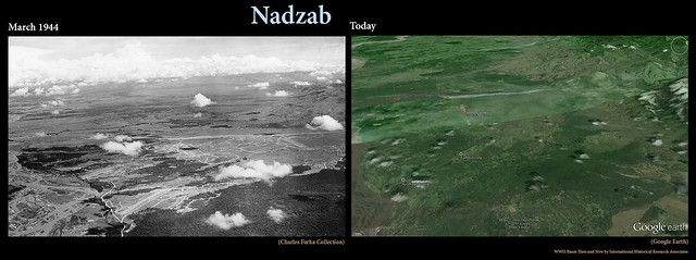 Nadzab Then and Now