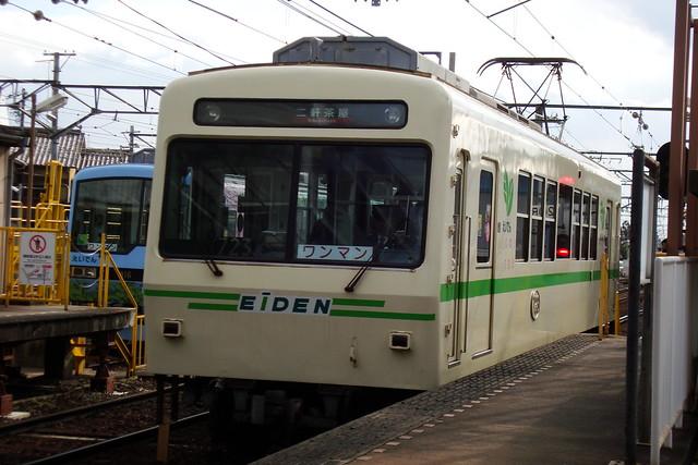 2016/02 叡山電車×NEW GAME! ラッピング車両 #59