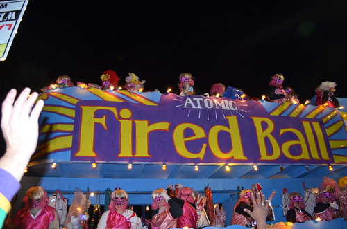 Fired Ball