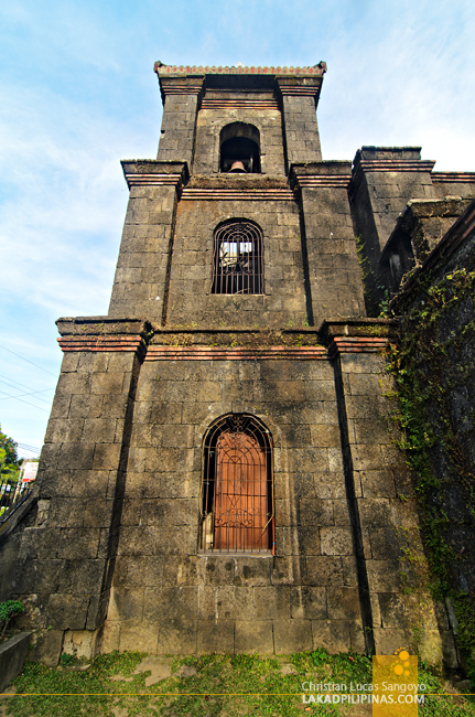 Our Lady Of The Pillar Morong Bataan Church Belfry