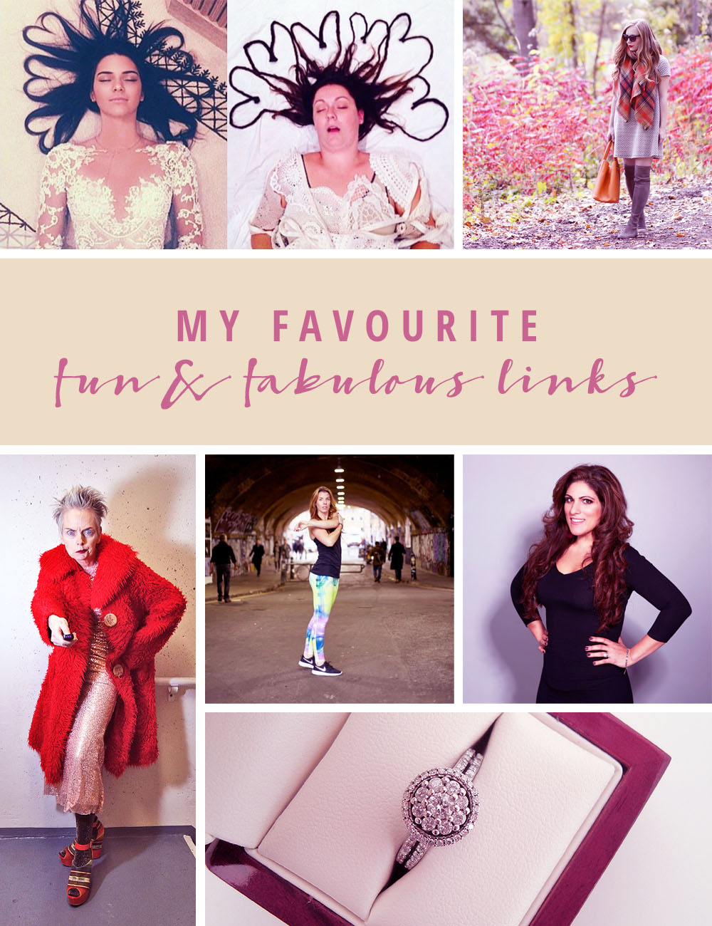 Not Dressed As Lamb | Favourite Fun & Fabulous Links January 2016