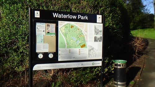 Waterlow Park, Highgate Dec 15 (2)