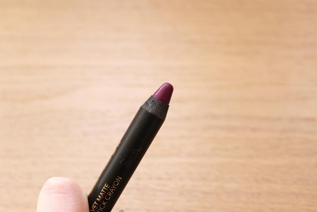 Primark Velvet Matte Lipstick Crayon (2)
