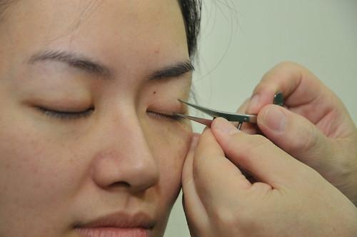 台北雙眼皮手術推薦│台北采醫漾麗診所分享訂書針雙眼皮手術 (2)