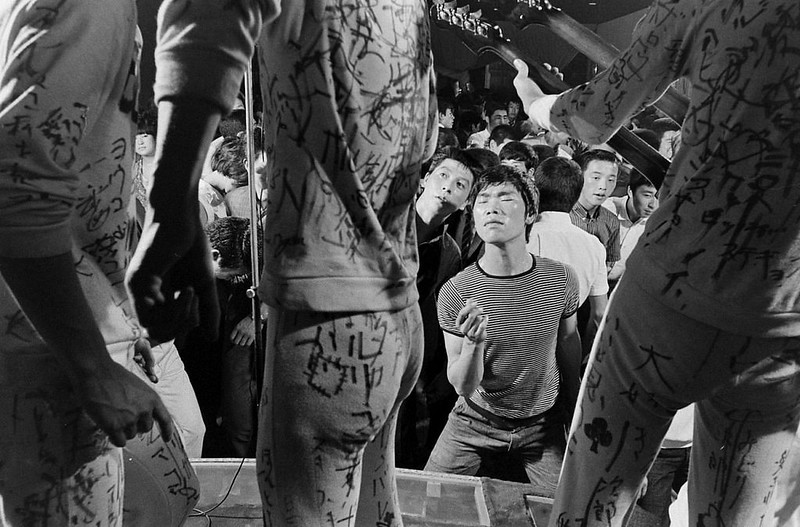 1964年,日本青年叛逆的一代9