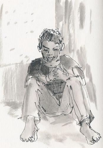 Sketchbook #94: Reading Time63