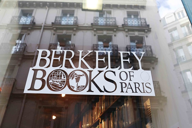 City Landmark - Berkeley Books of Paris, Near San Francisco Book Company