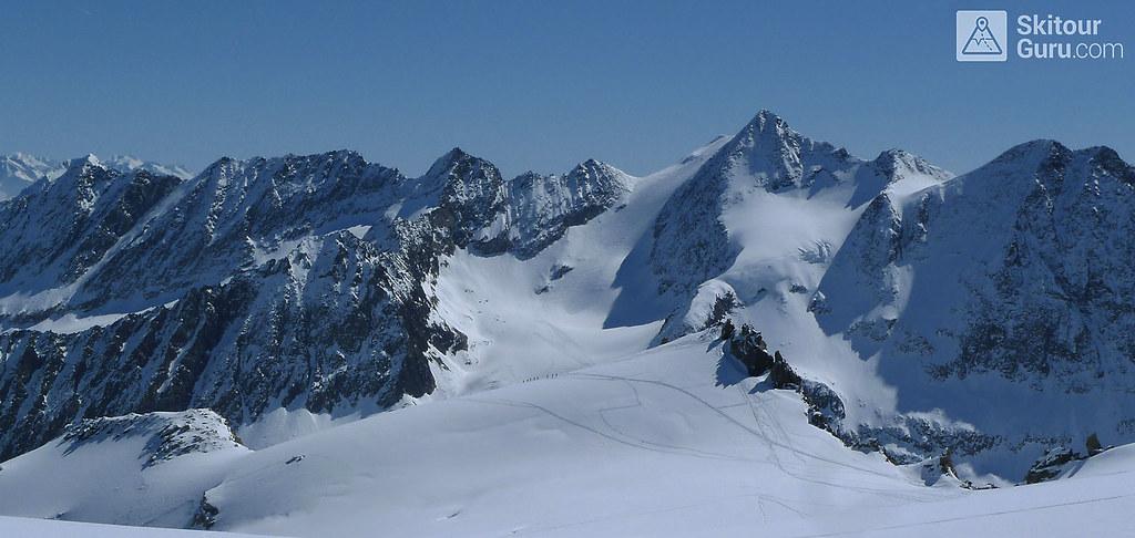 Wildes Hinterbergl Stubaiské Alpy Österreich foto 11