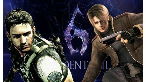 Resident Evil 4, 5, 6 coming to PS4, Xbox One from March
