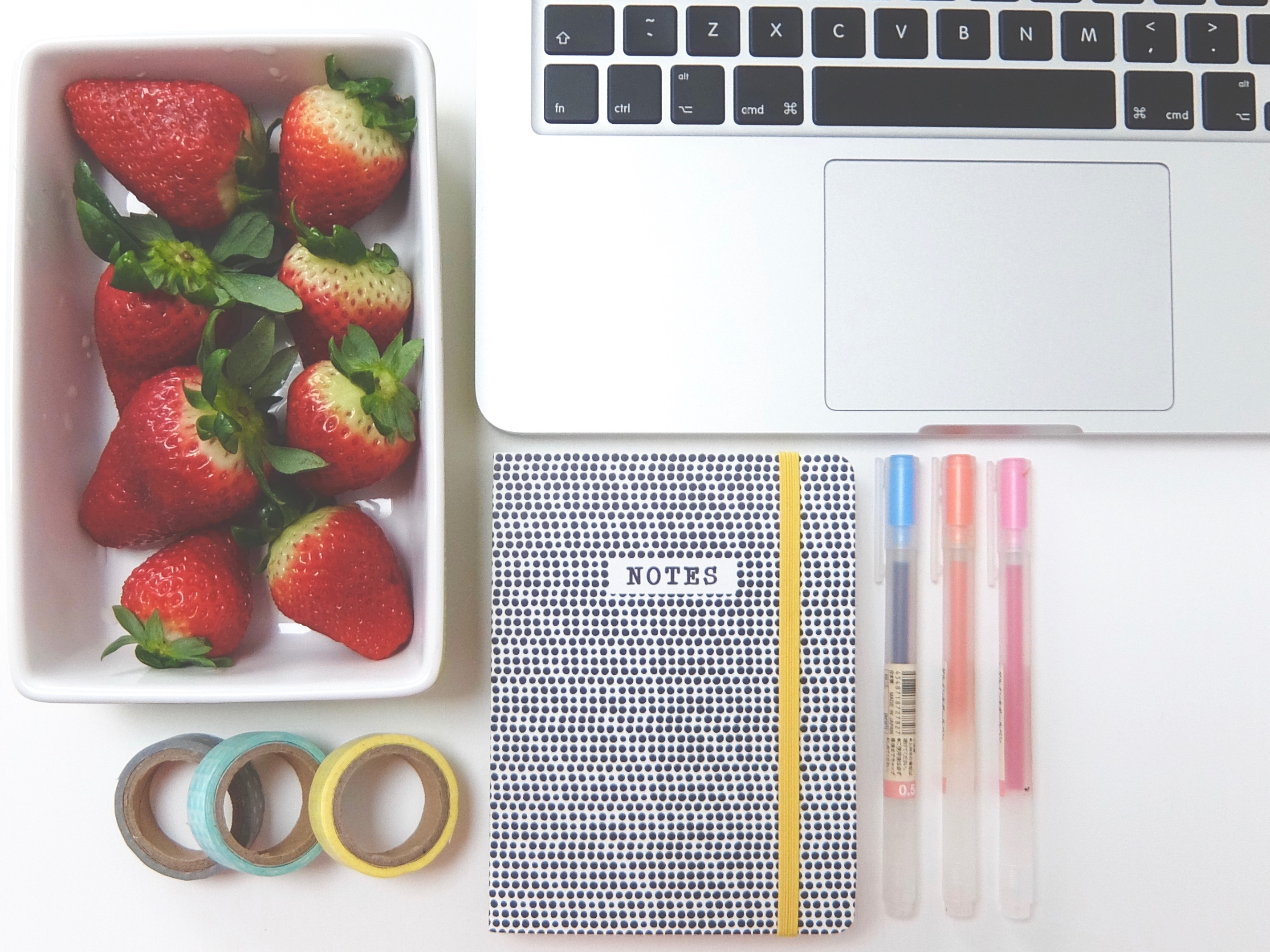 The best study snacks for a library session