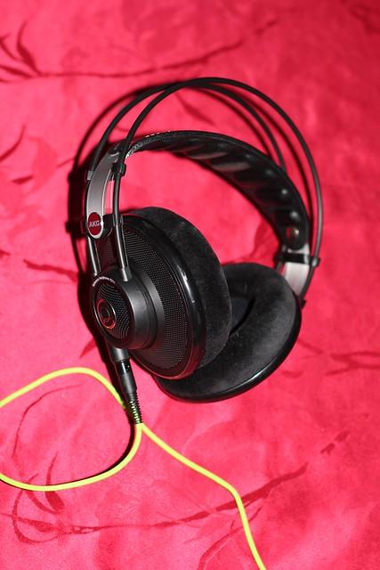 Casque audio AKG