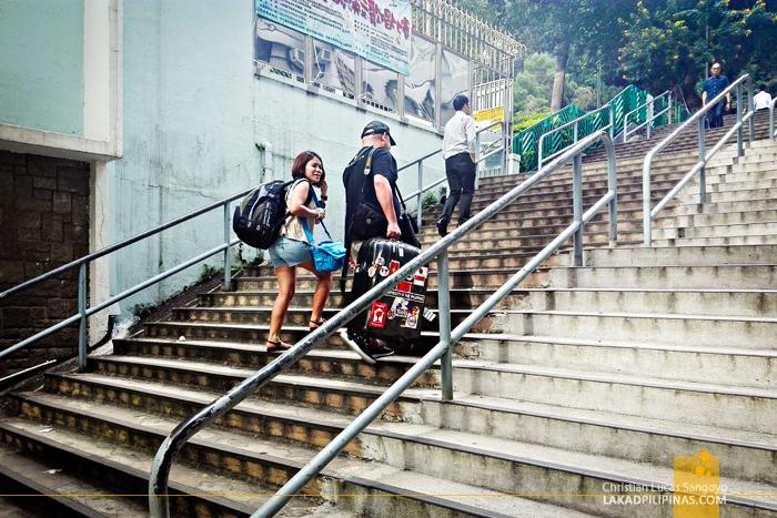 Cosmo Hotel Wan Chai En Route