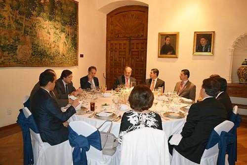 Fundación Carlos Slim firma convenio con el Gobierno de Honduras