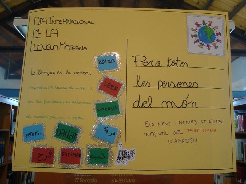 Dia Internacional del la Llengua Materna