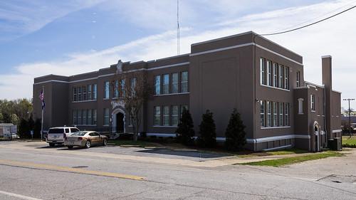 Woodruff City Hall - 1