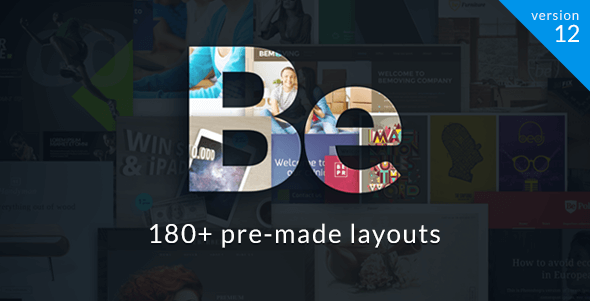 BeTheme v12.5 - Responsive Multi-Purpose WordPress Theme