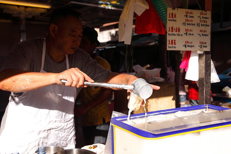 Kim Soya Bean Petaling Street