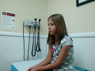Waiting for the doctor