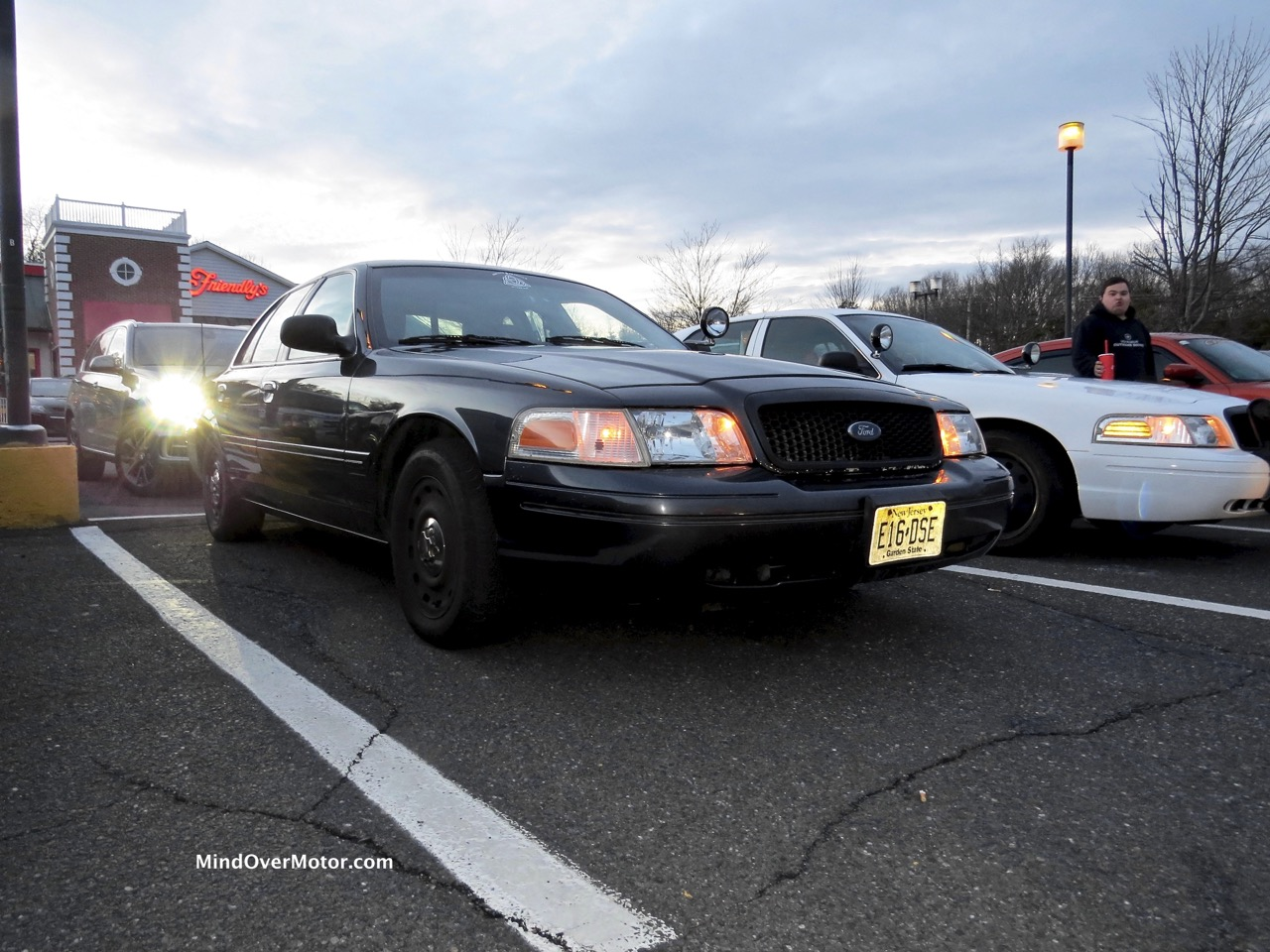 Ford Crown Victoria P71