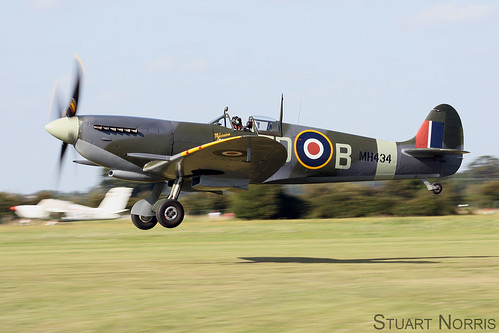 Spitfire MH434 - The Old Flying Machine Company | by stu norris