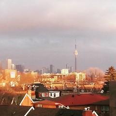 Sunset #Toronto