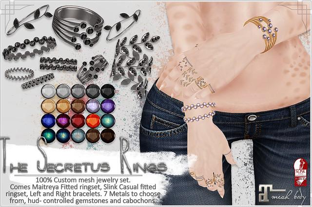 Secretus-N21 March