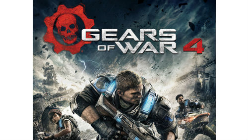 Gear of War 4 out in October