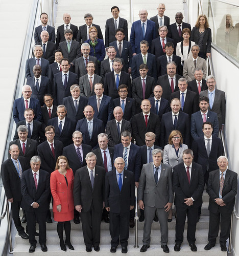 Meeting of the OECD Committee for Agriculture at Ministerial Level