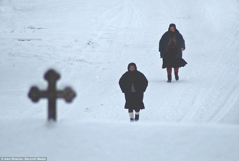 「最後的中世紀地區」- 羅馬尼亞 Maramures County 村莊3