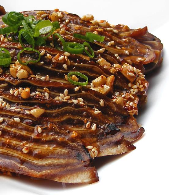 Chinese terrine van varkensoor