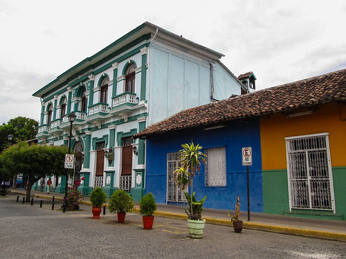 Granada: le quartier touristique