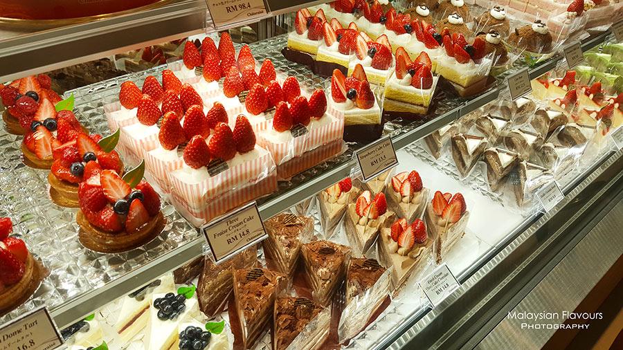 Fruit Cake Order Singapore