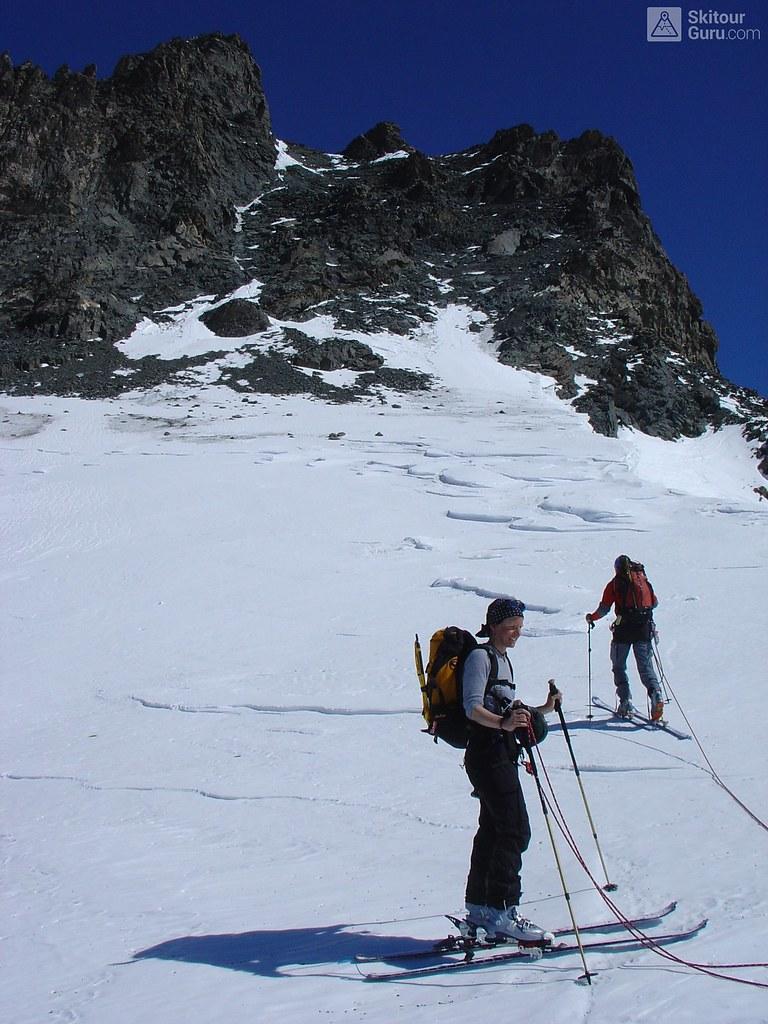 Rimpfischhorn Walliser Alpen / Alpes valaisannes Switzerland photo 03