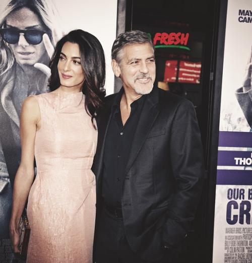 Фото | Актёр Джордж Клуни