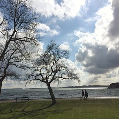 Down by the beach of #Sønderborg