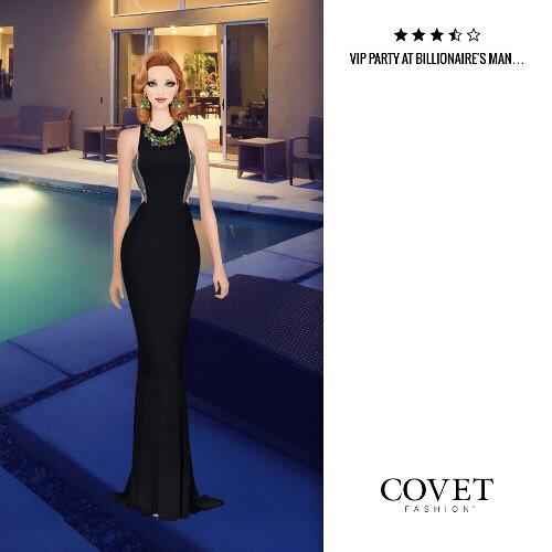 Vip Party At Billionaire S Mansion Covet Fashion