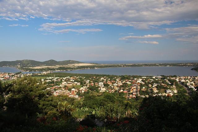 Florianópolis - Vista do mirante
