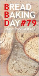 Bread Baking Day #79 - Bread with Biga (last day of submission February 1st, 2016)