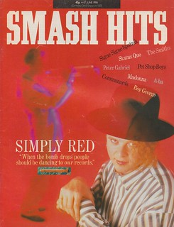 Smash Hits, June 4, 1986