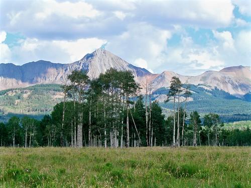 mountain colo landscape