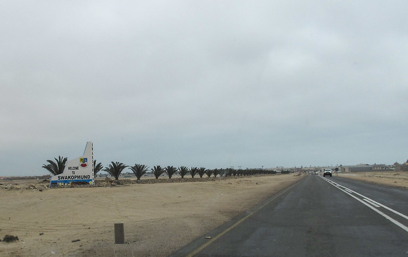 Welcome to Swakopmund