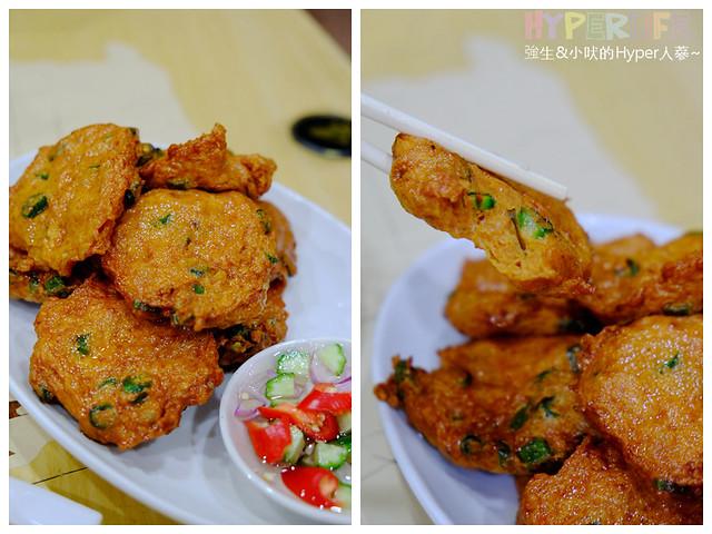 24231267661 908a1029aa z - 台中平價泰式料理《泰國小吃》,綠咖哩雞好下飯有推!!魚餅份量超澎湃~