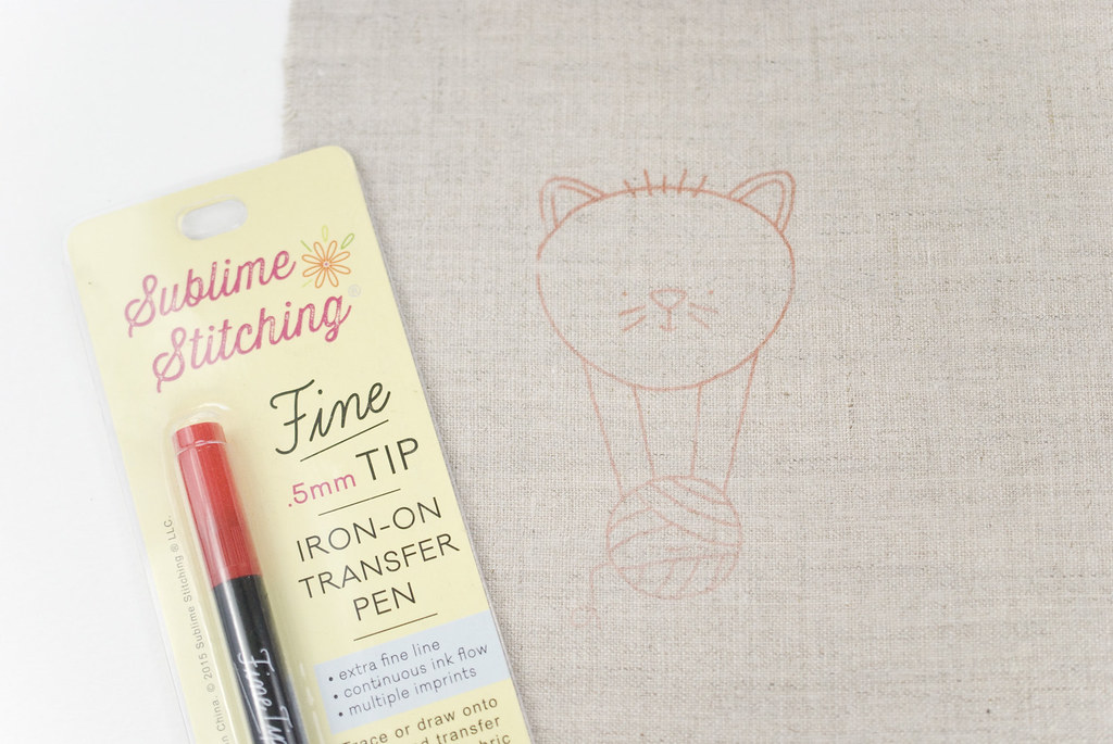 Sublime Stitching Fine Tip Transfer Pens