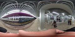 Moscow metro Technopark