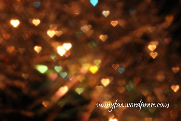 Heart Shaped Bokeh 3