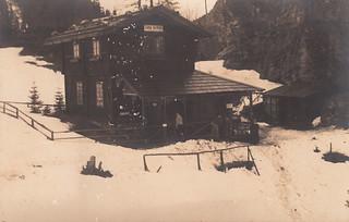 Gamseckerhütte (24 March 1913)