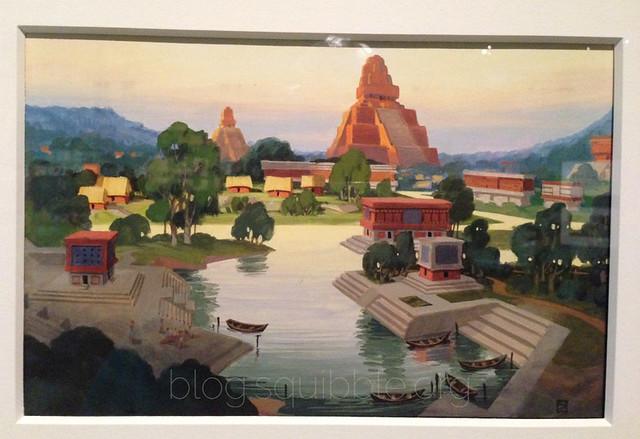 Dreamworks Animation Exhibition 2016 The Road to El Dorado