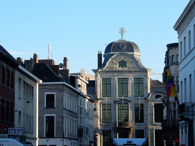 Koninklijke Academie voor Nederlandse Taal- en Letterkunde, Koningstraat, Gent